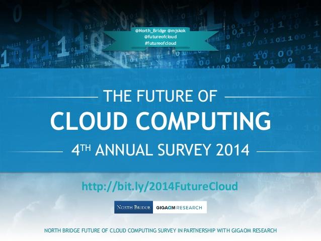 2014 Future of Cloud
