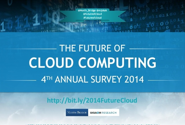 2014 Future of Cloud Computing Survey