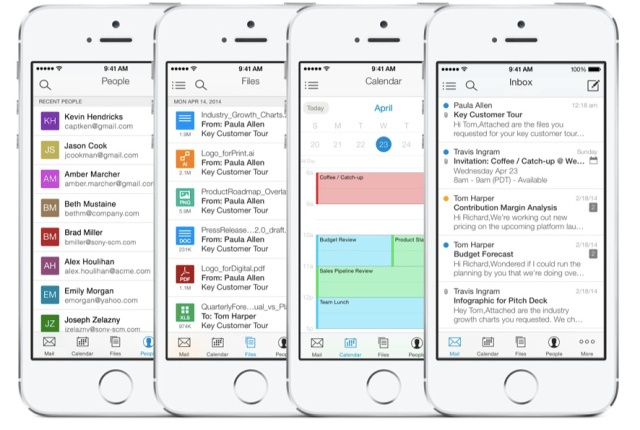 """Microsoft Outlook is the Best Email App""…But Not on iPhone"