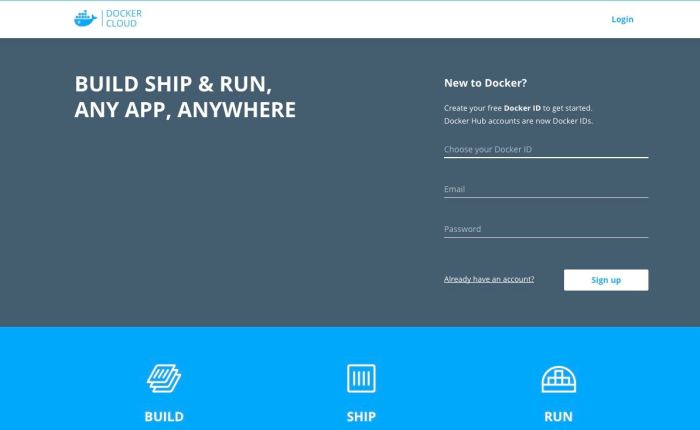 Announcing Docker Cloud