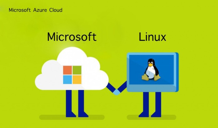 Why is Microsoft showing so much interest in Linux?